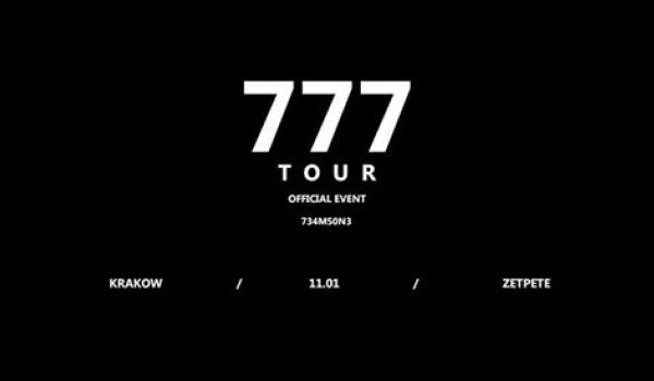 Going. | Zeamsone / 777 TOUR / koncert szósty - Zet Pe Te