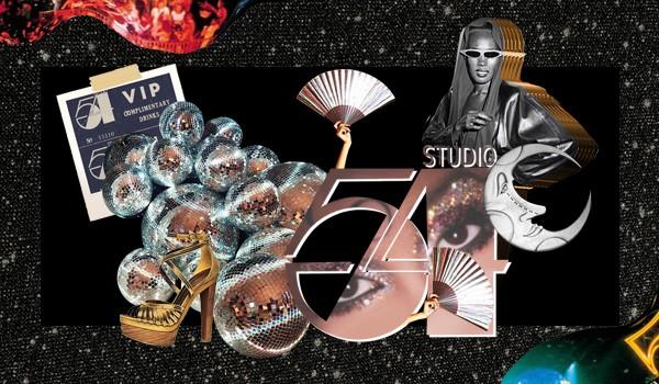 Going. | Sylwester w Studio 54 - Mewa Towarzyska