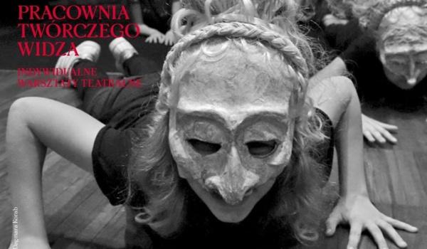 Going.   Ślady – odkrywcy teatralnej wyobraźni - warsztaty familijne - Teatr Lalek Arlekin