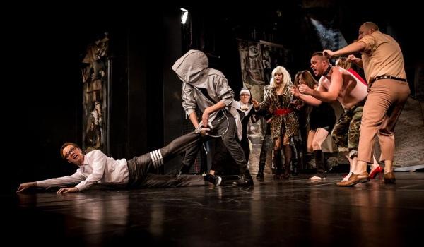 Going.   Sekretny Dziennik Adriana Mole'a - Teatr Pinokio w Łodzi