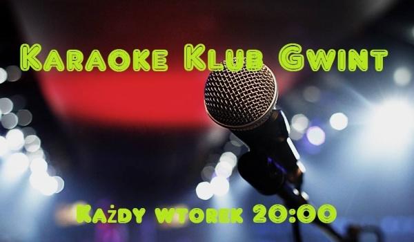 Going.   Wtorkowe karaoke - Klub Studencki Gwint