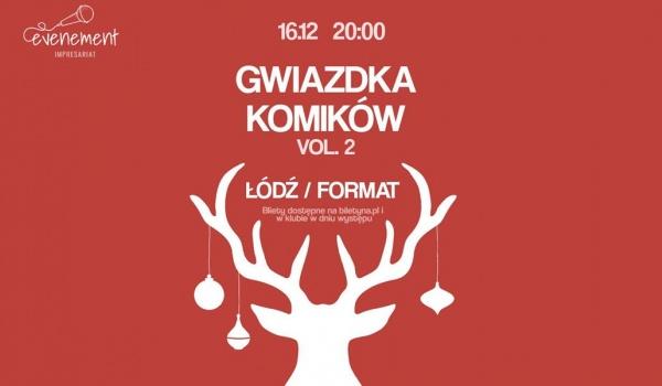 Going. | Stand-up: Gwiazdka Komików vol.2 - Art_Inkubator