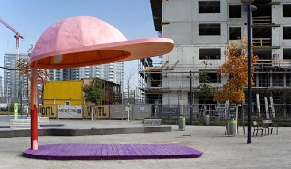 Going. | Czy i jaka sztuka publiczna potrzebna jest miastom? - Klubokawiarnia Meskalina