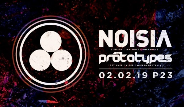 Going. | SOLD OUT // P23: Noisia x A.M.C - P23