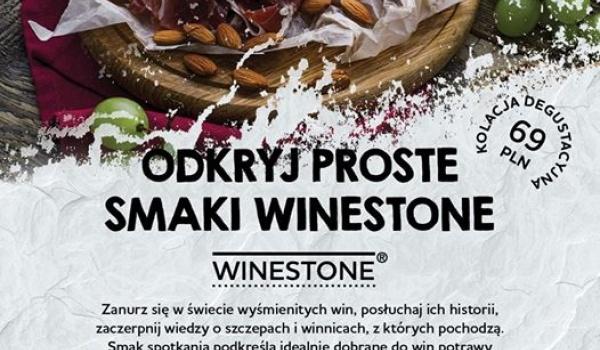 Going. | Odkryj proste smaki Winestone - Winestone pl. Andersa 1