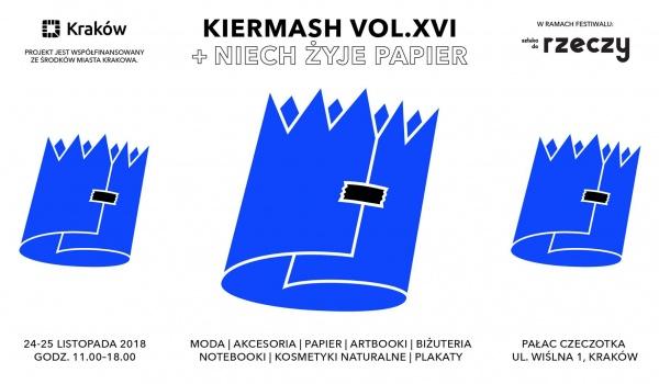 Going. | Kiermash vol. XVI + Niech żyje papier! - Czeczotka