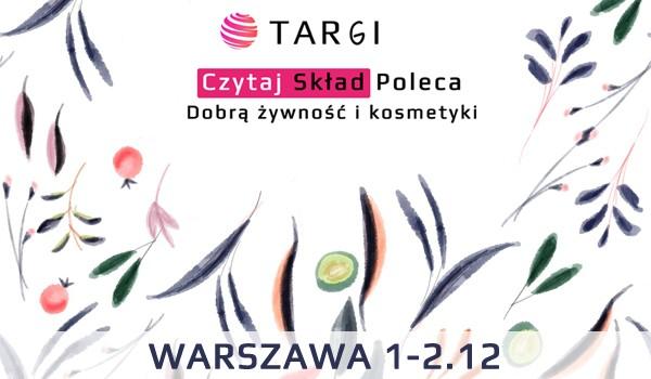 Going. | Targi Czytaj Skład Poleca - Dom Towarowy Bracia Jabłkowscy