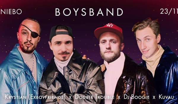 Going. | Boysband - Niebo