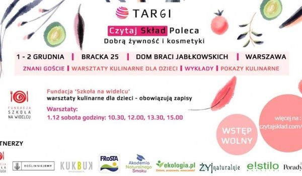 Going. | Warsztaty gotowania dla dzieci // Szkoła na widelcu - Dom Braci Jabłkowskich