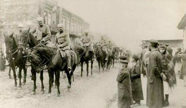 Going. | Listopadowe nadzieje. Żydzi wobec niepodległości Polski w 1918 r - Muzeum Historii Żydów Polskich POLIN