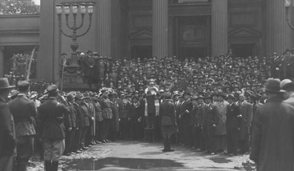 Going. | Wykład | Niepodległość – ale dla kogo? - Muzeum Historii Żydów Polskich POLIN