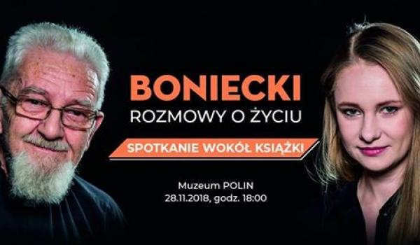 Going. | Czytelnia POLIN | Boniecki. Rozmowy o życiu. - Muzeum Historii Żydów Polskich POLIN
