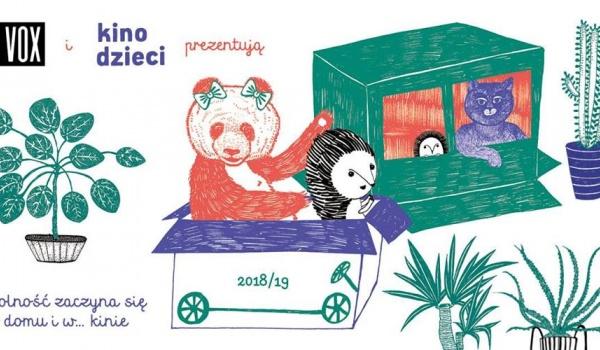 Going. | VOX i Kino Dzieci prezentują - Kino Muranów