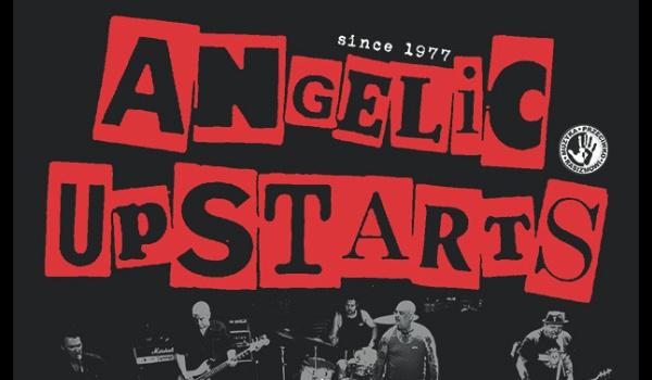 Going. | Angelic Upstarts /UK/, Arrested Denial /DE/, Uliczny Opryszek, Prawda - Klub Spirala