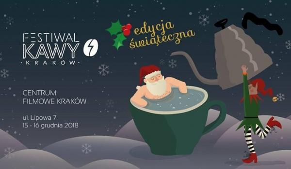 Going.   Festiwal Kawy / edycja świąteczna - Centrum Filmowe Kraków