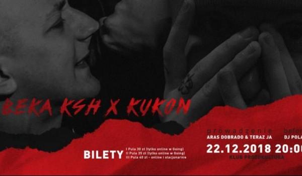 Going. | BEKA KSH x Kukon | Protokultura - Protokultura - Klub Sztuki Alternatywnej
