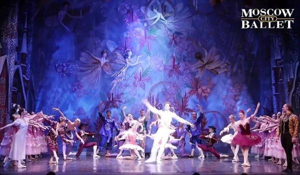 Going. | Moscow City Ballet - Dziadek do Orzechów - Narodowe Forum Muzyki