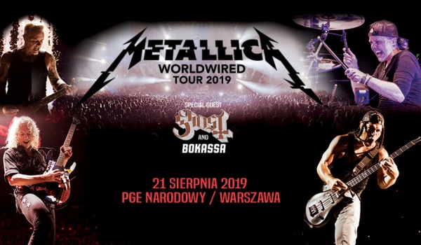 Going. | Metallica - PGE Narodowy