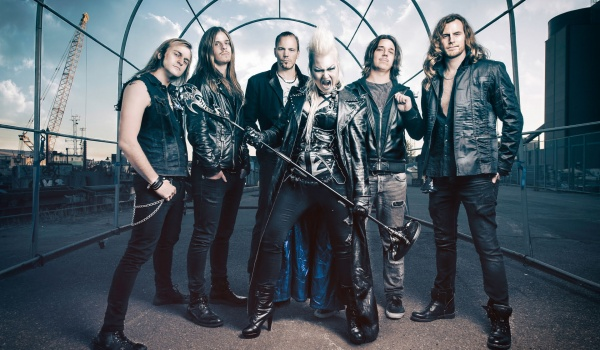 Going. | Battle Beast + Arion - Klub u Bazyla