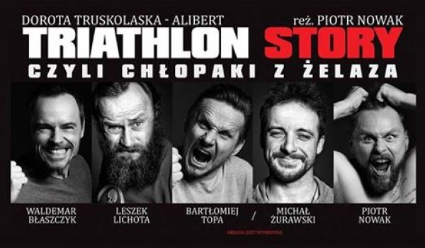 Going. | Triathlon Story - Kino Apollo Teatr