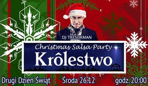 Going. | Christmas Salsa Party - Królestwo