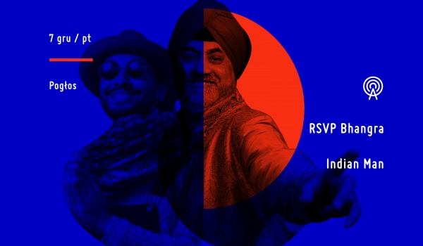 Going. | RSVP Bhangra / Indian Man - Pogłos