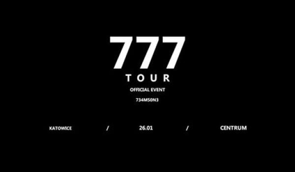 Going. | Zeamsone // 777 TOUR - Klub Centrum - Katowice
