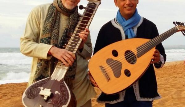 Going. | Muzyka z Maroka - duet Abdou Ouardi i Lucjan Wesołowski - TU