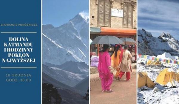 Going. | Dolina Katmandu i Rodzinny Pokłon Najwyższej - Stacja Artystyczna RYNEK