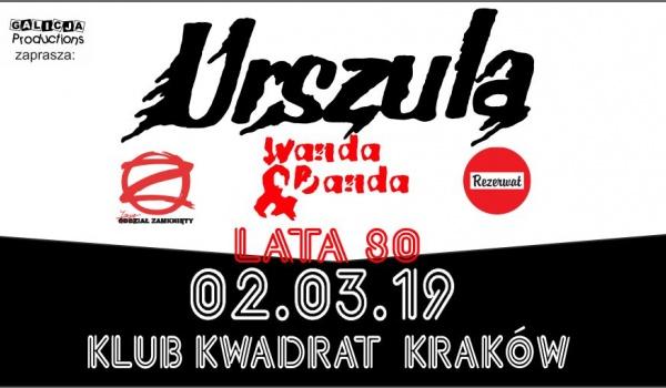 Going. | Urszula, Wanda i Banda, Jary Oddział Zamknięty, Rezerwat - Klub Studencki Kwadrat