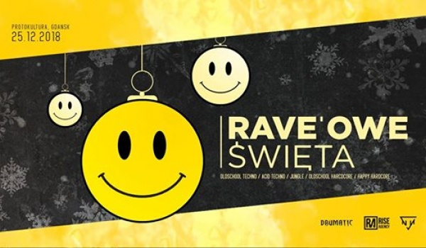 Going. | Rave'owe Święta - Protokultura - Klub Sztuki Alternatywnej