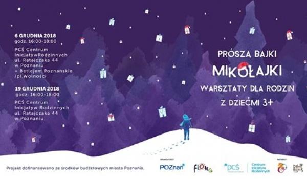 Going. | Prószą Bajki Mikołajki - spotkanie w Pracowni Elfów - Centrum Inicjatyw Rodzinnych