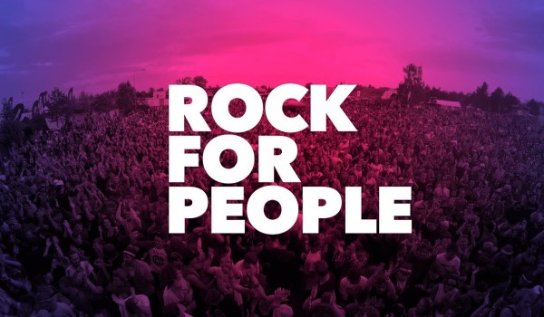 Going. | Rock for People 2019 - Festivalpark