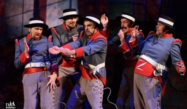 Going. | Zorro - Teatr Rozrywki w Chorzowie - Duża Scena