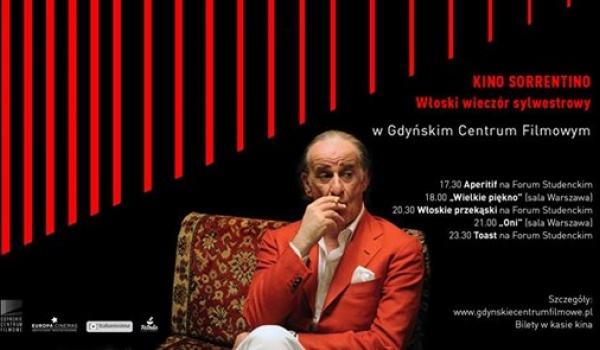 Going. | Kino Sorrentino. Włoski wieczór sylwestrowy - Gdyńskie Centrum Filmowe