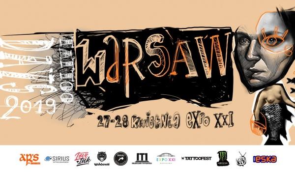 Going. | Warsaw Tattoo Days 2019 - EXPO XXI Warszawa - Międzynarodowe Centrum Targowo-Kongresowe