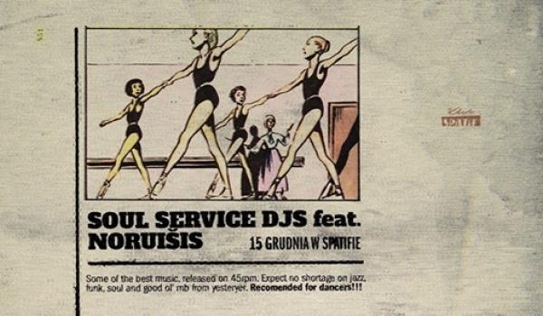 Going. | Soul Service feat Noruišis - Klub SPATiF