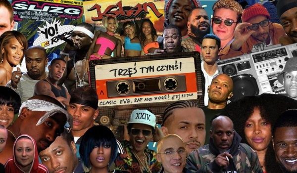 Going. | TRZĘŚ TYM CZYMŚ ! classic R'n'B/Rap/More! # DJ EsDwa - Klub Zmiana Klimatu