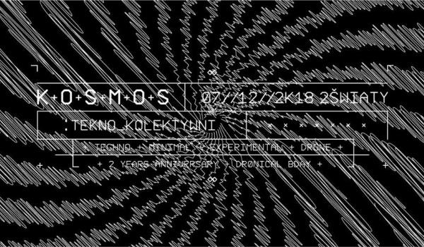 Going. | Kosmos: Tekno_Kolektywni - Dwa Światy
