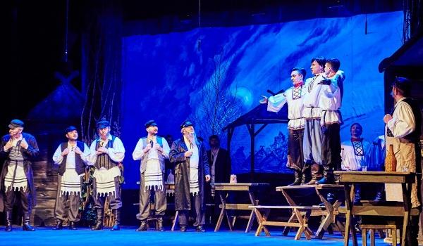 Going. | Skrzypek na dachu - Teatr Muzyczny