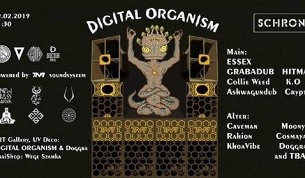 Going. | Digital Organism: TNA sound / Essex, Hitman, Grabadub - Schron