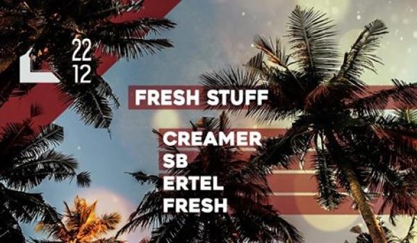 Going.   Fresh Stuff // Creamer / SB / Ertel / Fresh - DOM