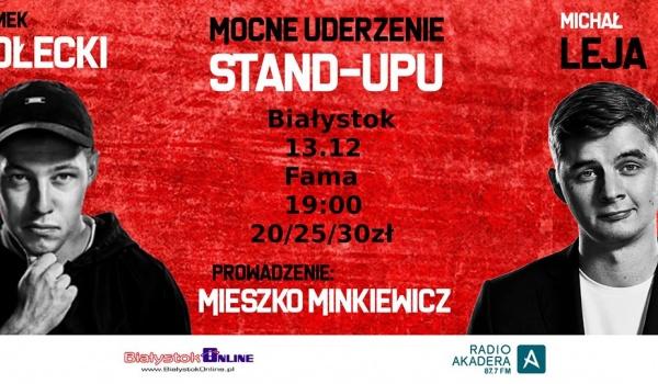 Going. | Mocne uderzenie stand-upu: Leja, Kołecki - Forum