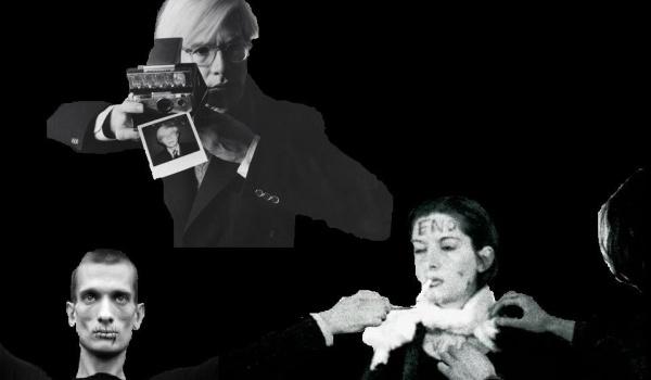 Going. | I Shot Andy Warhol. Wykład i projekcja - Galeria Arsenał