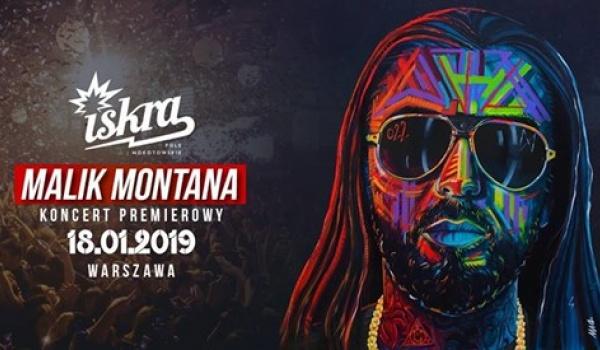 Going.   Malik Montana / koncert premierowy 022 - Iskra Pole Mokotowskie