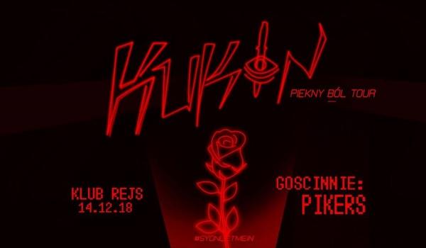 Going. | Kukon + Pikers, klub Rejs, Piekny Ból TOUR - REJS Klub Muzyczny