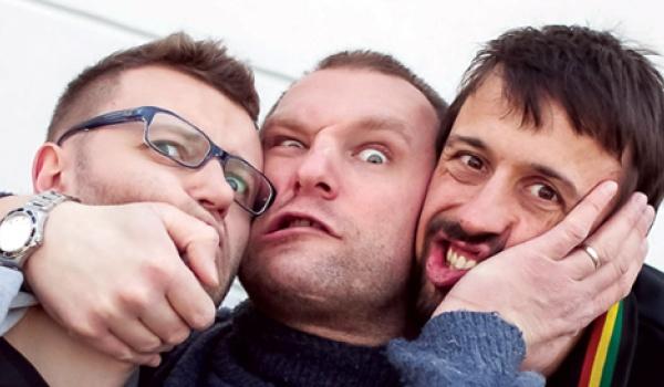 Going. | W Trzech Osobach | Ruciński, Śliwiński, Tremiszewski - Grizzly Gin Bar