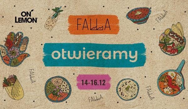 Going. | Huczne Warzywne Otwarcie FaLLi - FALLA Wrocław