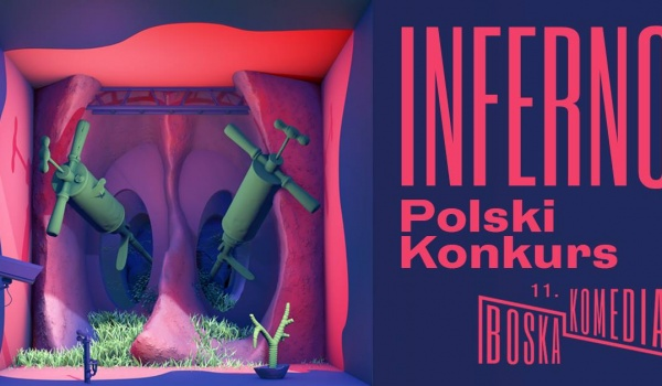 Going.   11. Festiwal Boska Komedia   Inferno - Kraków, Poland