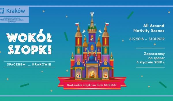 Going. | Wokół Szopki – spacerem po Krakowie - Kraków, Poland